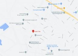 szabó fólia térkép