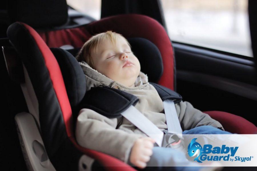 Skyfol BabyGuard autóüveg fólia – a gyermekek védelmében